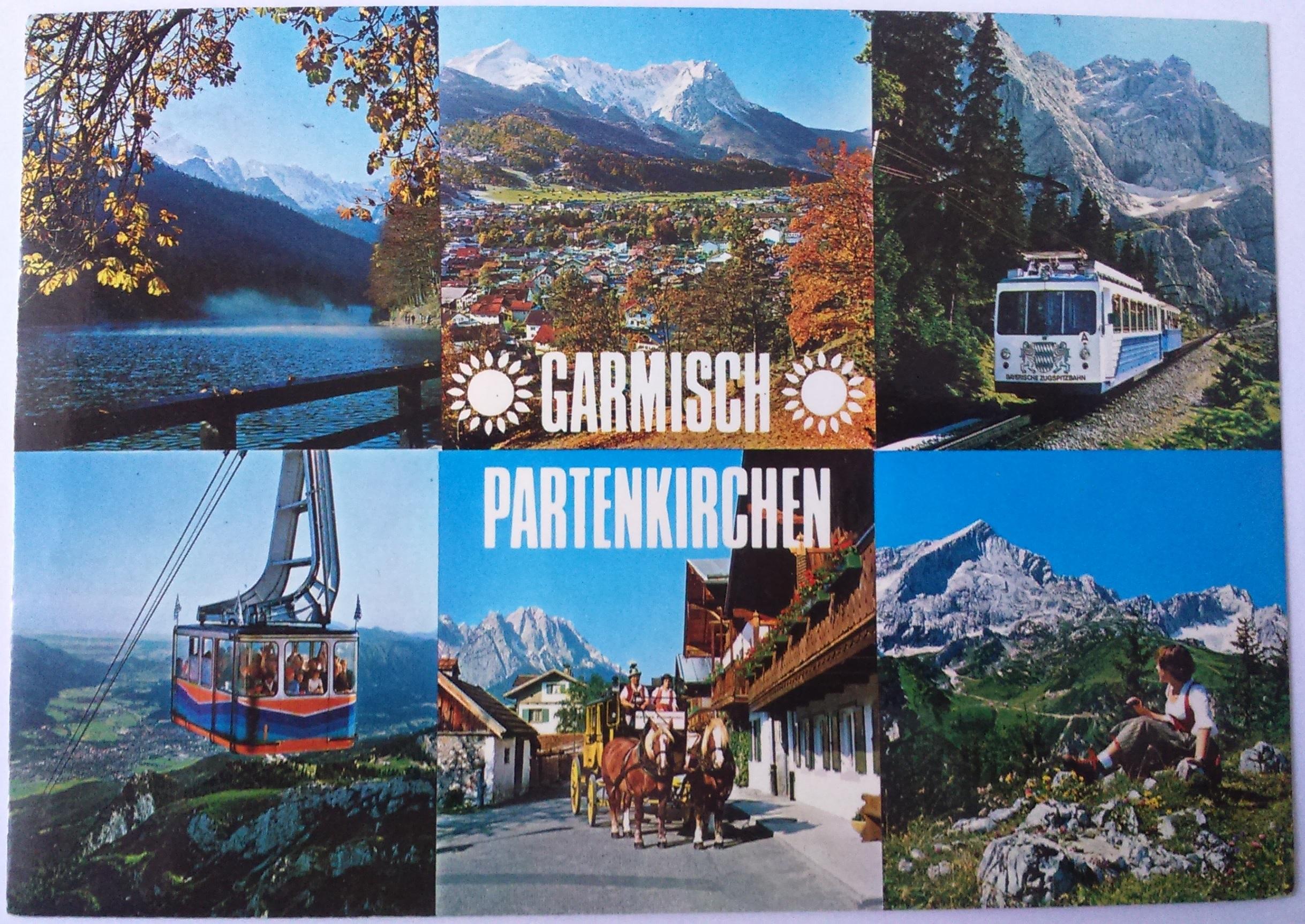 11.07.1980 Bergerlebnis rund um Garmisch-Partenkirchen (Oberbayern) front